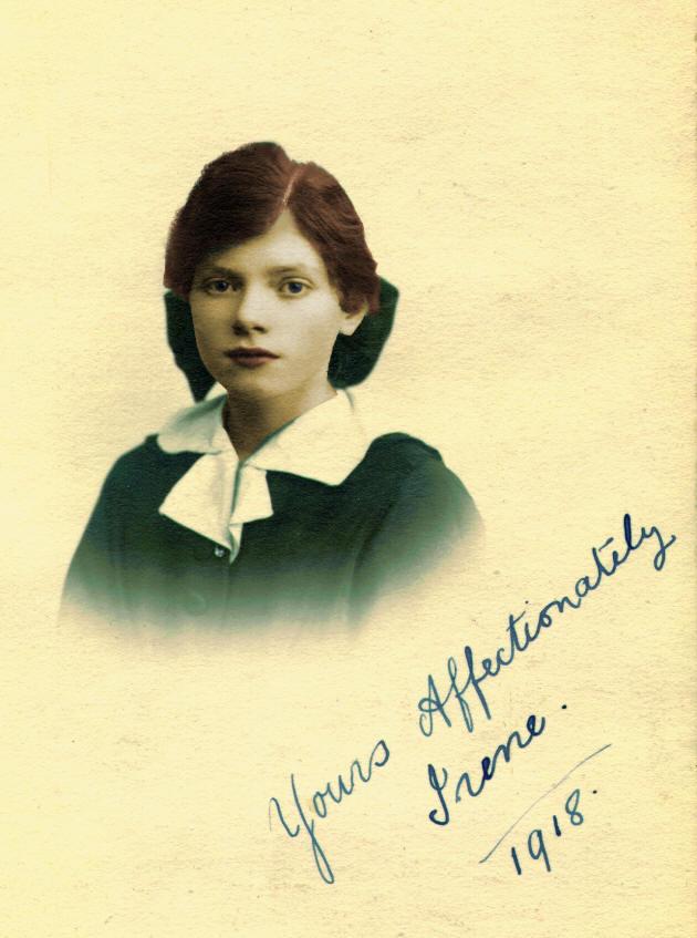 Irene Blanche Godfrey (Miller)